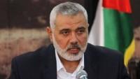 İsmail Heniyye'den İran'ın direnişe desteğine övgü