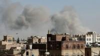 Suudi savaş uçakları, dün gece Yemen'i bombaladı