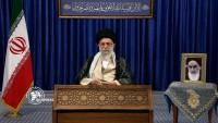 İmam Hamanei: Sevgili İmam'ın en büyük işi, İslam Cumhuriyeti nizamını hayata geçirmekti