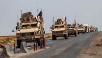 Bağdat'ta iki ABD terör ordusu lojistik konvoyuna saldırı