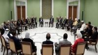 Beşar Esad, Arap ülkelerini ayrılıkçılık ve etnik köken konusunda uyardı
