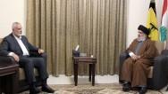 Halil Hayye; Hamas Lideri ile Hizbullah Lideri arasındaki görüşmenin detaylarını paylaştı