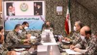İran Ordusu Hava Savunma Güçleri'nden büyük tatbikat