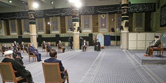 İmam Ali Hamanei: İran İslam Cumhuriyeti, Afganistan'da mazlum ve Müslüman milletin yanındadır