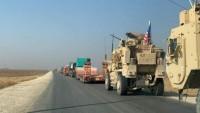 Terörist Amerikan Ordusunun Konvoyları Yolunda Bomba Patlatıldı