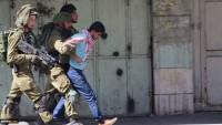 Mevcut Yılın Başından İtibaren Onlarca Filistinli Tutuklandı