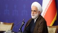 """İran Yargı Erki Başkanı: """"İran genetik kimlik belirleme kitinin üretim teknolojisini elde etmiştir. """""""