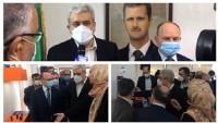 İran'ın Suriye'de teknoloji evi hizmete girdi