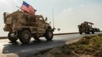 Terörist Amerikan Ordusunun Lojistik Konvoyuna Saldırı