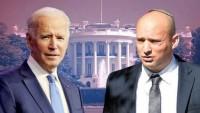 Biden'la Siyonist Başbakan Görüşmesi Kabil Patlaması Dolayısı ile Ertelendi