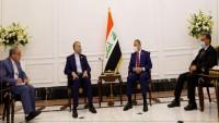 Emir Abdullahiyan, Irak Başbakanı ile görüştü