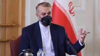 """Emirabdullahiyan: """" Avrupa İran ile işbirlikleri düzeyine göre olumlu yanıt alır"""""""