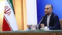 Bakan Emirabdullahiyan: Komşularla münasebetlere öncelik veriyoruz