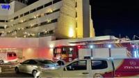 İşgal altındaki Filistin'de bir otelde patlama