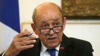 Fransa Dışişleri Bakanından ABD ve İngiltere'ye 'fırsatçı' suçlaması