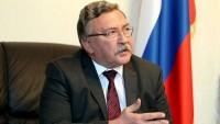 Ulyanov: Çok yakında Nükleer Anlaşma görüşmelerine dönüş olacak