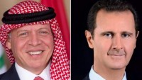 Ürdün Kralı Abdullah Suriye lideri Esad'la telefonla görüştü