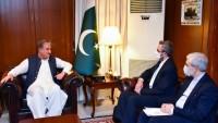 Kureyşi: İran ve Pakistan'ın Afganistan konusundaki ortak görüşü güven verici
