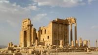 Palmira'da çatışmalar sürüyor