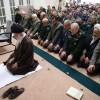 Foto: Dünya Mustazafları Rehberi, İran silahlı kuvvetler komutanlarını kabul etti