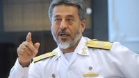İran'a ait askeri deniz teçhizatın tanıtımı yapıldı