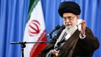 İmam Hamanei: Amerika, İranofobi aracılığıyla İran'la ticareti engelliyor
