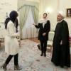 Cumhurbaşkanı Ruhan, Belçika Senato Başkanı ile görüştü