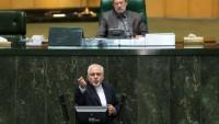 İran Dışişleri Bakanı Zarif, darbe girişimi ile ilgili Meclis'e rapor sunacak