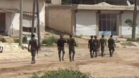 Suriye'nin Homs Kentinde IŞİD'e Karşı Operasyonlar Sürüyor