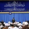 Rehber Seyyid Ali Hamaney: İslam ulemasının en önemli vazifesi din düşmanlığına karşı koymaktır