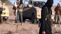 IŞİD Teröristlerini Deyrezzor'da Korku Sardı