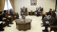 """Tunus Heyeti: """"Suriye Ordusunun Zaferleriyle Gurur Duyuyoruz"""""""