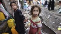 Yemen savaşından  dolayı 11 milyon Yemenli çocuk yardıma muhtaç