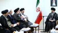 İmam Ali Hamaney: İlim havzaları İslami düzenin ayrılmaz parçasıdır