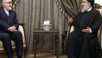 Burucerdi, Seyyid Hasan Nasrullah'la görüştü