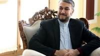 Emir Abdullahiyan: Füze saldırısı teröristlere yönelik sadece küçük bir uyarı