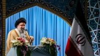 Ayetullah Hatemi: Kimsenin füze programımıza karışmasına izin vermeyeceğiz