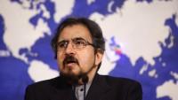 Dünya Siyonist Rejim'in işgalci tavrına tepki göstermeli