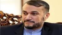 Emir Abdullahiyan'dan İsmail Haniye'ye tebrik mesajı