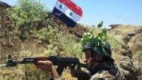 Suriye ordusunun Palmira etrafındaki ilerleyişi sürüyor