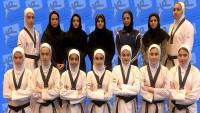 İranlı kadın Taekwondocular Afrika'da şampiyonluğa ulaştılar