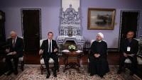 Cumhurbaşkanı Ruhani ve Rusya Başbakanı görüştü