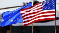 Avrupa, ABD ile müzakereleri askıya alıyor