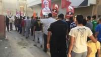 Bahreyn'de halka karşı Al Halife şiddeti sürüyor