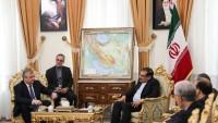 Şemhani: ABD'nin Suriye'ye karşı füzeli saldırısı unutulmamalı