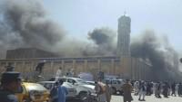 Afganistan'da askeri kampa intihar saldırısı: 43 asker öldü