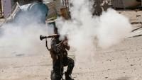 Irak güçlerinin Musul'un batısındaki ilerleyişi sürüyor