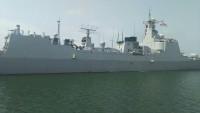 İran-Çin filolarından Hürmüz Boğazı'nda ortak tatbikat