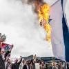 İran'ın dört bir köşesinde Kudüs Günü gösterileri düzenlendi