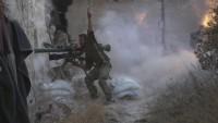 Halep'te Terör Örgütlerinin Son Çırpınışı